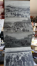 Postkarten Liporello Scheveningen Niederlande historisch