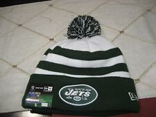MENS/WOMENS New Era NBA NEW YORK JETS POM Beanie NWT