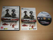 Company Of Heroes OPPOSING FRONTS Standalone Expansion Pc DVD Rom COH Fast Post