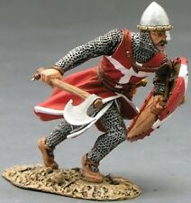 KING & COUNTRY MEDIEVAL KNIGHTS & SARACENS MK015SE CHARGING KNIGHT MIB