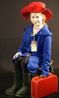 World Book Day-Suitcase-Label-Red Hat-Accessory SET