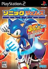 Used PS2 Sonic Gems Collection Import Japan