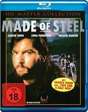 Made of Steel ( Beyond the Law ) ( Fixing the Shadow ) (Blu-Ray) Linda BRAND NEW