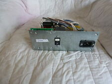 StairMaster TC 916 Configuration Plate 230 Volt #17719