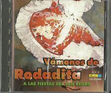 Vamonos De Rodadita A Las Fiesta Del San Pedro Latin Music CD New