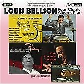 Louie Bellson - Four Classic Albums Plus (us Jazz All Stars/Concerto for Drums/…
