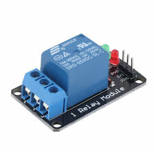 Effective Stable 1 Channel 5V Indicator Light LED Relay Module For Arduino OE