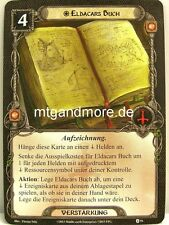 Lord of the Rings LCG  - 2x Eldacars Buch  #059 - Begegnung am Amon Din