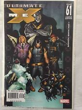 Ultimate X-Men #61 Comic Book Marvel 2005 - Variant