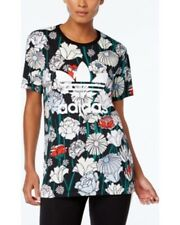 adidas Originals Women's Boyfriend Floral T-Shirt X-Small  (NWT)