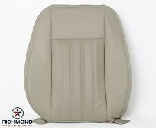 2003-2004 Lincoln Aviator -Driver Side Front Seat Lean Back Leather Cover TAN