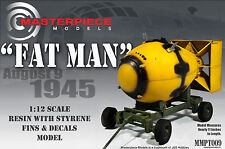 FATMAN Atomic Bomb model kit MMPT009 1/12th scale NEW AND IMPROVED