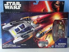 Hasbro Star Wars: Rebels Vehicle Y-Wing Scout Bomber Action Figure