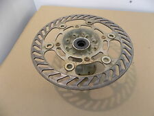 93' Kawasaki KX500 KX-500 / OEM FRONT WHEEL HUB WITH BRAKE ROTOR