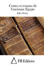 Contes et Romans de L'ancienne Égypte by Jules Soury (2015, Paperback)