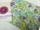 """Floral Meadow Flower Poly cotton Print Fabric -44"""" wide M344"""