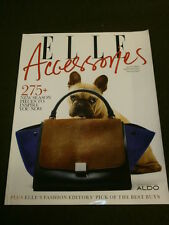 ELLE Supplement - AUTUMN 2012 - ACCESSORIES with ALDO