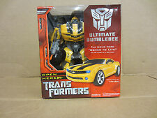Transformers 2007 movie Hero Comes To Life Ultimate Bumblebee 14in MISB Unopend