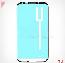 10 pcs/lot For Samsung Galaxy note 2 Front Housing Frame Bezel Plate  Adhesive