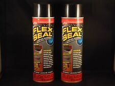2 FLEX SEAL SPRAY RUBBER SEALANT COATING AS SEEN ON TV  FREE SHIPPING