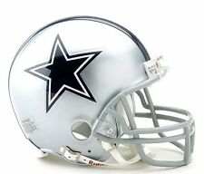 Dallas Cowboys NFL Football Team Logo Riddell Mini Helmet