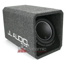 JL AUDIO HO110-W6v3 Ported H.O. Wedge™ HO Enclosure Box w/ (1) 10W6v3 Sub