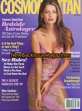 Cosmopolitan 1/99,Laetitia Casta,January 1999,NEW