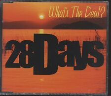28 Days - Whats the Deal CD (single)