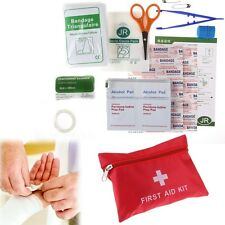 Hot Home Workplace Office Medical Pack Survival First Aid Kit Bag Box Car Travel