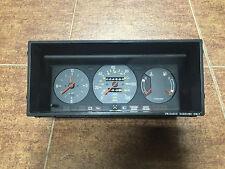 1984 Volvo 244 OEM Original Odometer Cluster Speedometer r0,980 Used