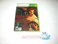 * New * Sealed * The Wolf Among Us: A Telltale Games Series  Microsoft Xbox 360