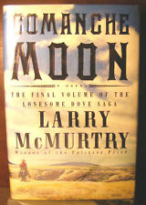 Comanche Moon by Larry McMurtry (1997) HC.DJ.1st. Signed Ed. Near Fine Condition