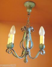 Eighteen vintage antique 1920s lights   A Houseful of Matching Fixtures