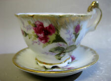 Japanese miniature cup and saucer