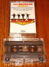 THE BEATLES HELP ORIGINAL CASSETTE