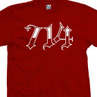 714 Area Code T-Shirt - Orange County OC HB NB Anaheim The - All Sizes & Colors