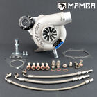 MAMBA Bolt-On Ball Bearing Turbo FIT Subaru WRX STI GTX2863R .49 GC8