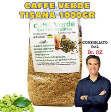 café Vert MINCEUR Brûle Graisse perdi poids TISANE 1 KG