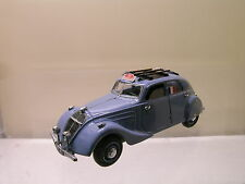 CCC No.F148  PEUGEOT 402 LEGERE RMC 1938 *35* LIGHT- BLUE SCALE 1:43