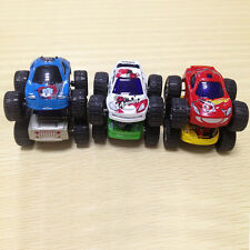 Funny Big Wheels Toy Car Pull Back Metal Car Model Bring Happiness To Children