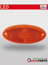 LED Side Marker Light - Integrated reflex reflector.JOKON E2-00628/12.1008.100
