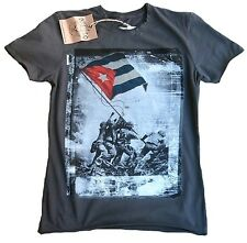 AMPLIFIED Cuba Revolution Cuban Guerillas Rock Star ViP Vintage T-Shirt g.S 46