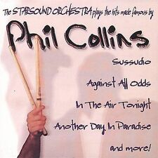 Plays the Hits Made Famous by Phil Collins by Starsound Orchestra (CD,...