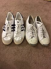 Adidas Mark McNairy McNasty Lo Sneakers, Size 13 ($130) & Converse Jack Purcell