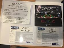 Coldplay Manila Head Full of Dreams Tour -  VIP tickets Specially Priced