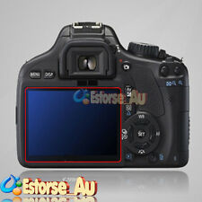 3 x LCD Screen Protector For Canon EOS Rebel T2i T3i 550D 60D 600D 5D Mark III