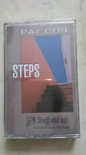 SHEFFIELD LAB TAPE Pat Coil STEPS *TWO-TRACK-AUDIOPHILE*STILL SEALED*NEU*MINT*MC