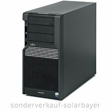 Fujitsu R570-2 Work station 2x Xeon X5650 SSD 128GB HDD 2TB Ram 48GB Quadro 2000