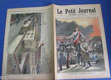 Le petit journal 1893 124 La prison d'Etampes