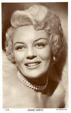 Sheree North Original Picturegoer Postcard D 560